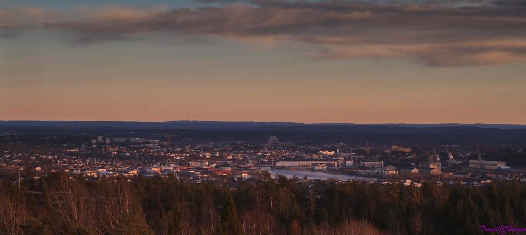 Fredrikstad by